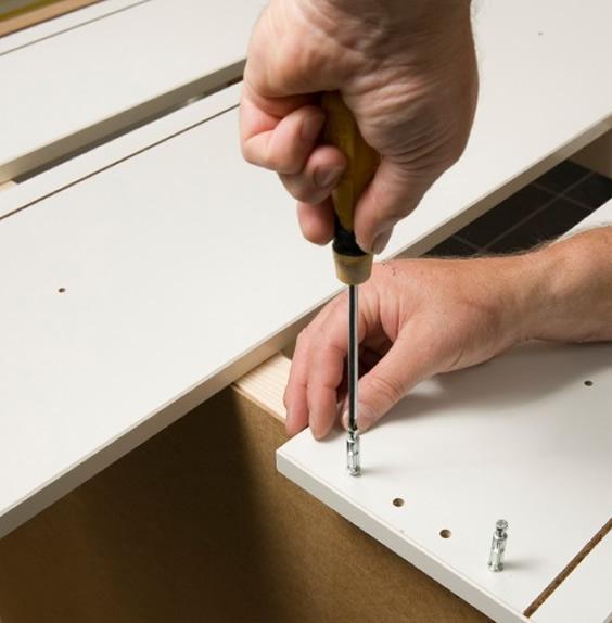 Armário - Desmontagem e Montagem de Móveis RJ